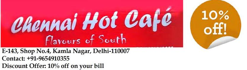 Chennai Hot Cafe